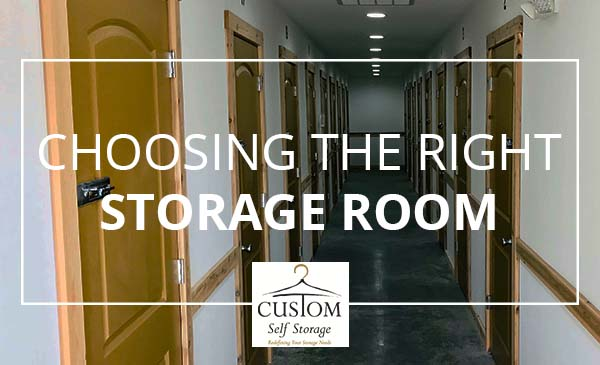 storage room, self storage, units