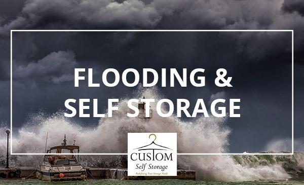 flooding, storage, boat, water