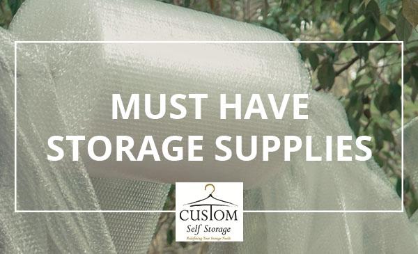 bubble wrap, storage, supplies