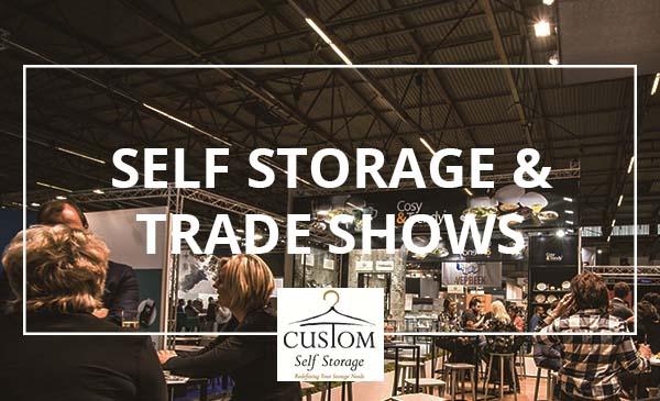 trade shows, self storage, convention