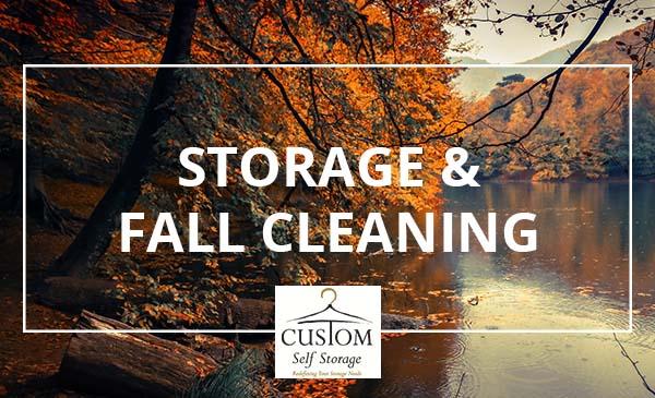 storage, fall, business, lake