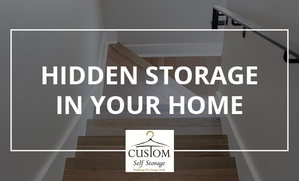 hidden storage, stairs, home