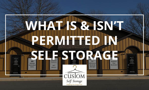 self storage, winston-salem, tips