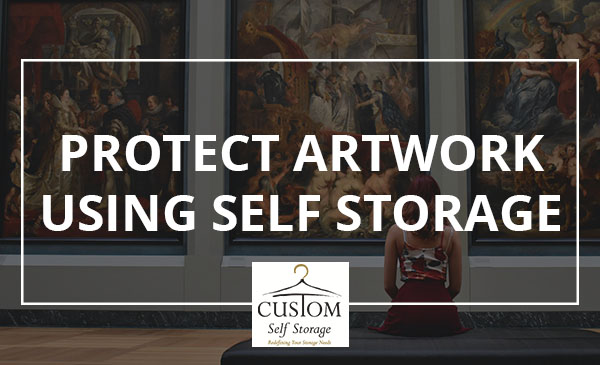 artwork, storage, protect