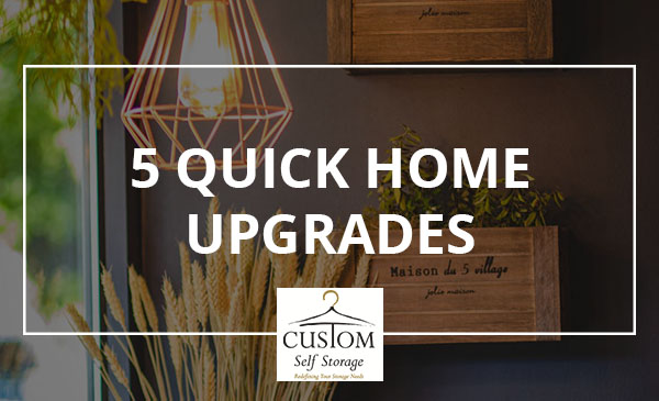 home upgrades