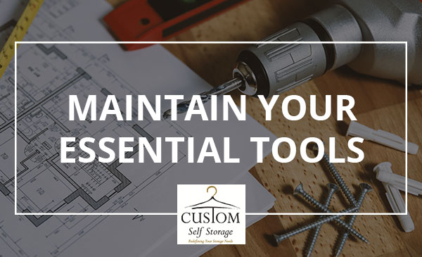 maintain tools, tips, guide