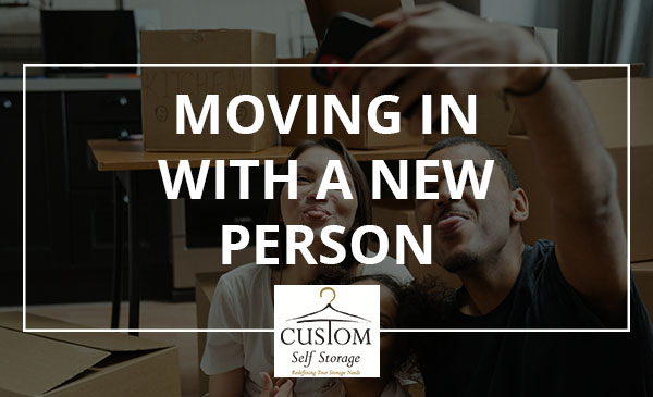 moving in, person, family