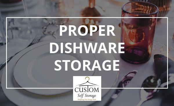 dishware, storage