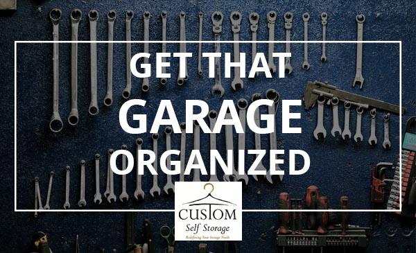 garage, organized, tools