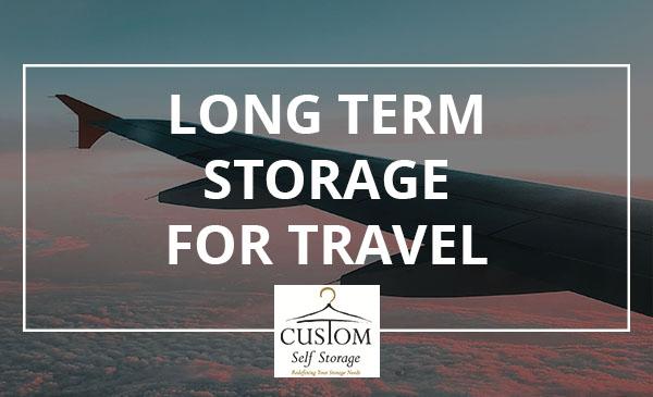 long term storage, travel, plane, wing