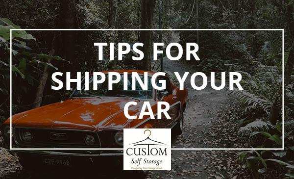 shipping, car, mustang
